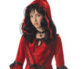 Strangeling Red Riding Hood Tween Costume