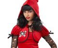 Little Rad Riding Hood Tween Costume