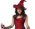 Mischievous Witch Teen Costume