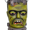 Ghoulish Monster Candy Buckets - Frankenstein