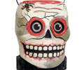 Ghoulish Monster Candy Buckets - Skull