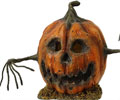 Into the Woods Pumpkin with Twig Arms - taller