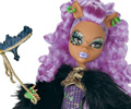 Monster High Ghouls Rule Dolls - Clawdeen Wolf Halloween Costume