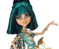Monster High Ghouls Rule Dolls - Cleo de Nile Halloween Costume