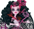 Monster High Ghouls Rule Dolls - Draculaura Halloween Costume