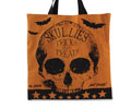 Trick r Treat Bag - Vintage Skull