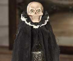 Phantom Skeleton Wine Bottle Cover