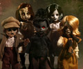 Living Dead Dolls Series 34: The Devil's Vein (Set of 5 Dolls)