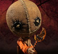 Trick 'r Treat Sam Mezco Toyz Stylized Vinyl Figurine