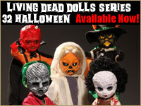 Living Dead Dolls Series 32 Available Now!