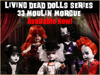 Living Dead Dolls Series 33 Available Now!
