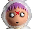 Living Dead Dolls Plush Series 1 - Eggzorcist