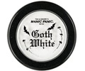 Goth White Powder Cream Foundation - Manic Panic's
