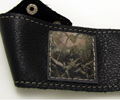 Leather Cuff Bracelet - Gustave's Paradise Lost
