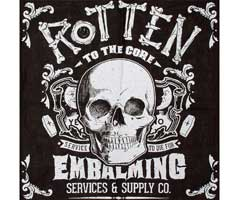Rotten to the Core Bandana