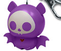 Skelanimals Diego (Bat) Keychain - All you need is Love