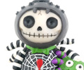 Furrybones Webster Figurine