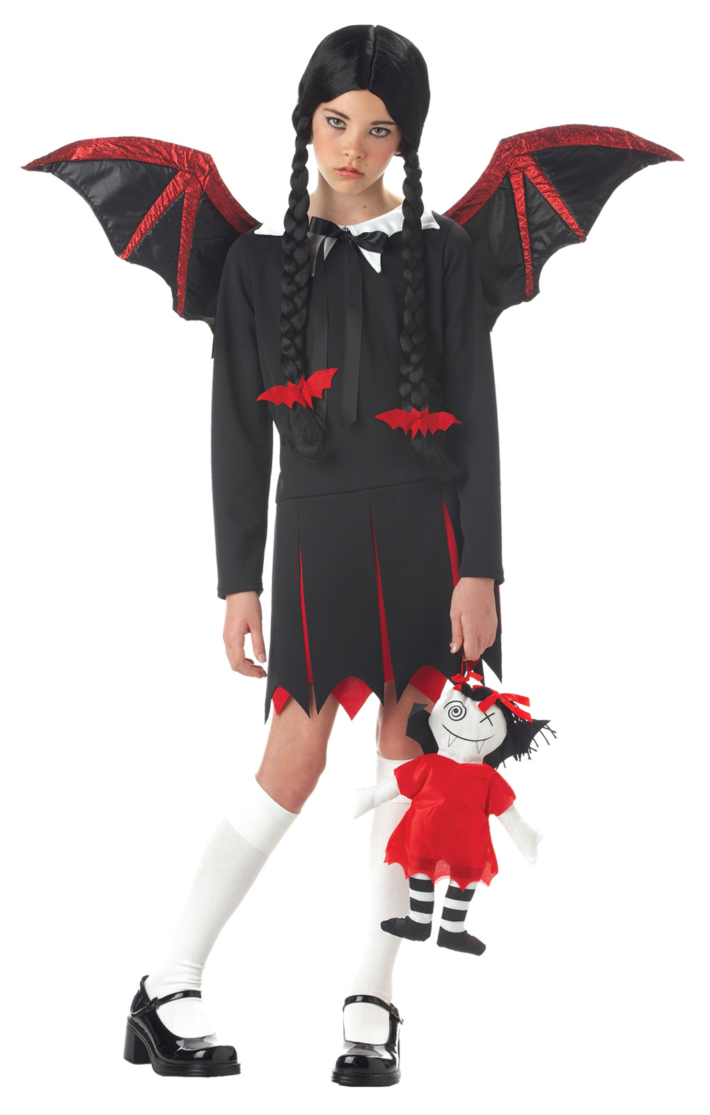 Very Bat Girl childs costume - Mayhem Mansion line ** Clearance Sale on Teen/Kids Costumes was $28.95 ***  sc 1 st  House of Aberrant & Very Bat Girl Costume | House of Aberrant