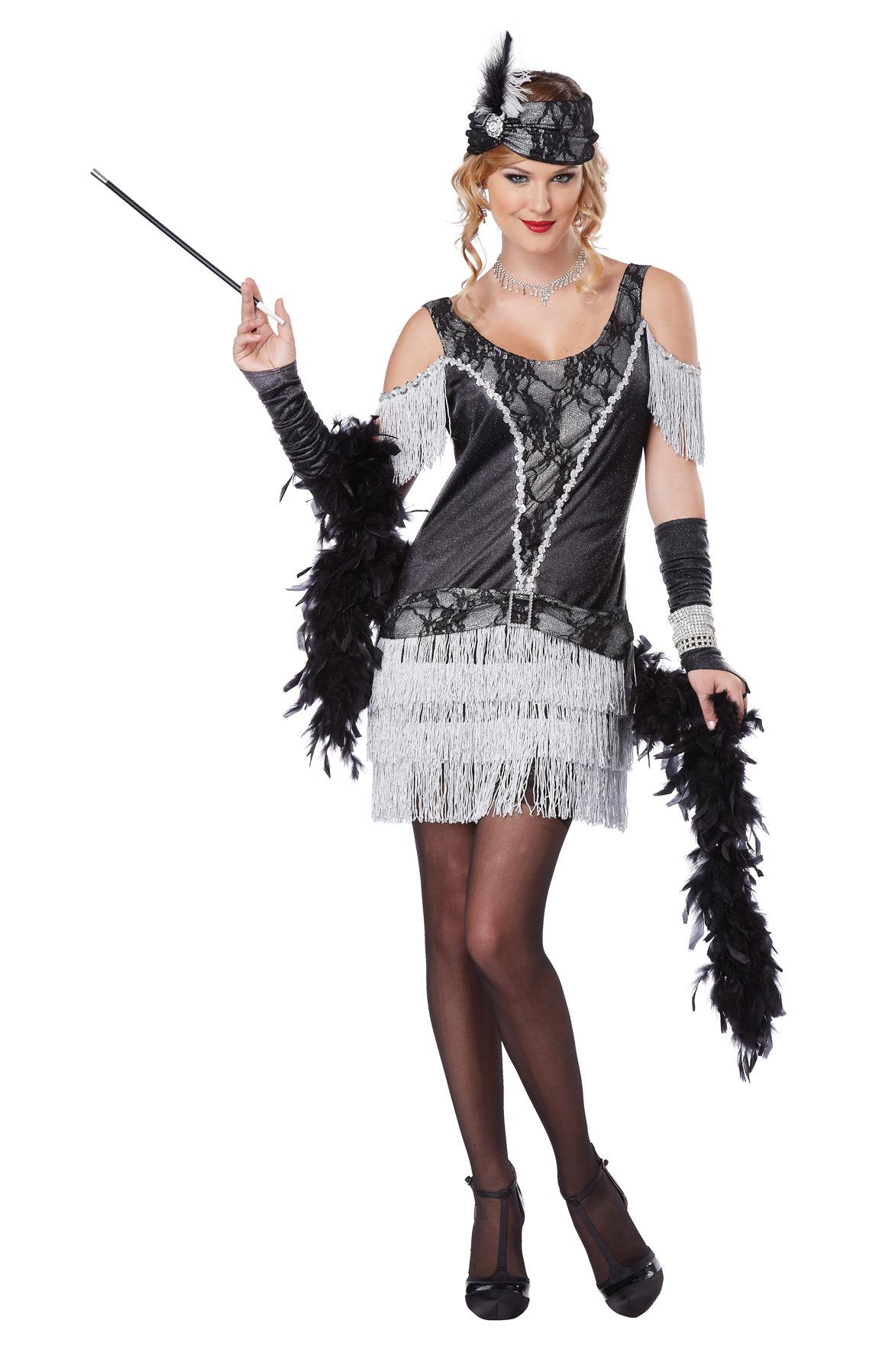 razzle dazzle adult costume | house of aberrant